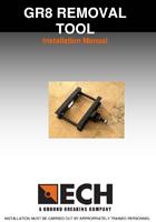 GR8 Removal Tool pdf download