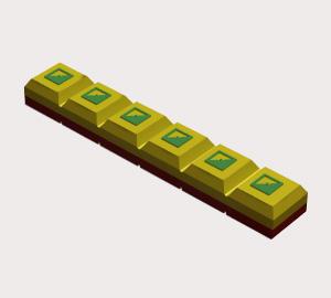 ECH G.E.T - Composite Wear Blocks