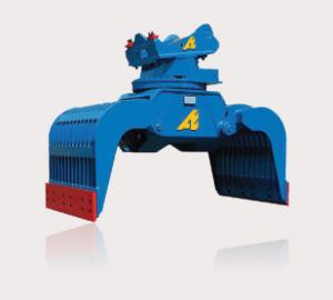 ECH Demolition Attachments - Arden Sorting Grabs