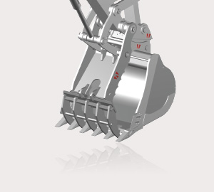 ECH Speciality Attachments - Thumbs & Clamps